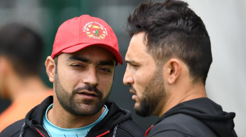 Rashid calls it a principle stand and not against any particular individual. (Photo: AFP)