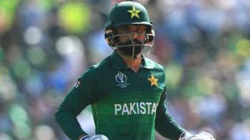 Mohammad Hafeez, who turns 39 in October, has also informed the Pakistan team management that he has no plans to retire and is fit enough to serve Pakistan cricket in ODIs and T20 Internationals for a few more years. (Photo: AFP)