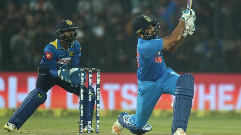 Comeback man Jasprit Bumrah will be cynosure of all eyes during India's first T20 international against Sri Lanka in the year 2020 where its namesake global meet will gain precedence over everything for the 'Men In Blue'. (Photo:AFP)