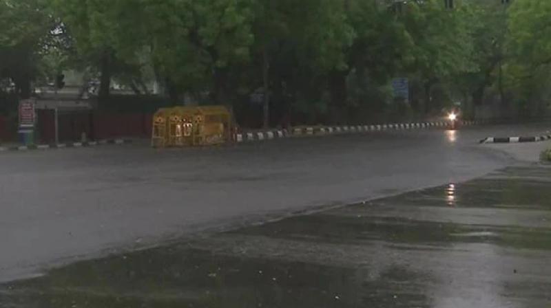 Rains lash Delhi-NCR