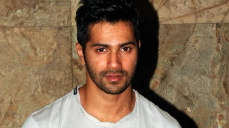 Varun Dhawan is currently shooting for 'October.'