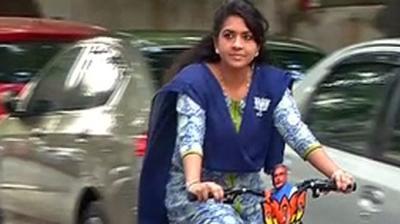 BJP leader Shaina NC. (Photo: File)