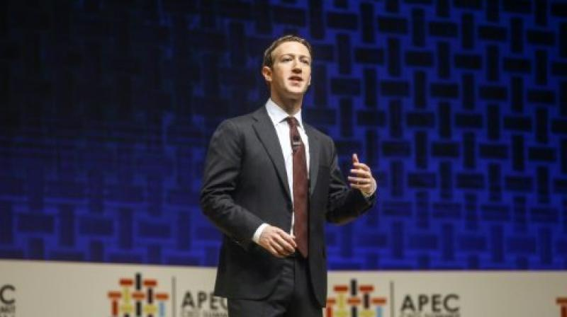 Zuckerberg loses 3 3 billion USD after Facebook newsfeed change