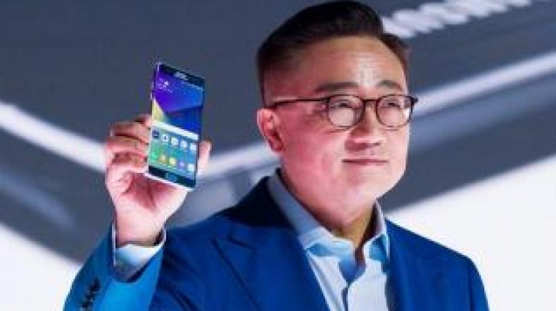 Samsung said that it would only sell 400,000 units in the South Korean market.