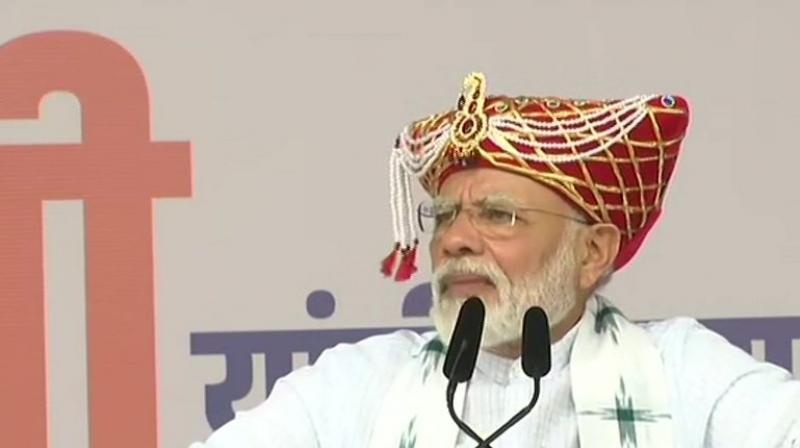 Prime Minister Narendra Modi. (Photo: ANI)