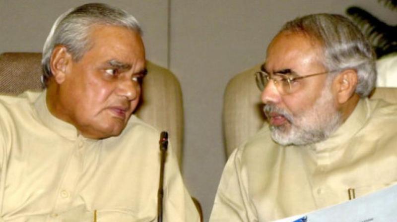 Former prime minister Atal Bihari Vajpayee dies at 93. (Photo: File)