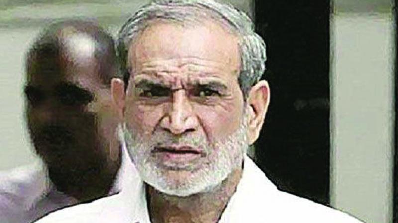 Ex-Congress MP Sajjan Kumar