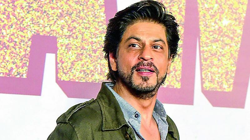 Bollywood actor Shahrukh Khan. (Photo- Social media)