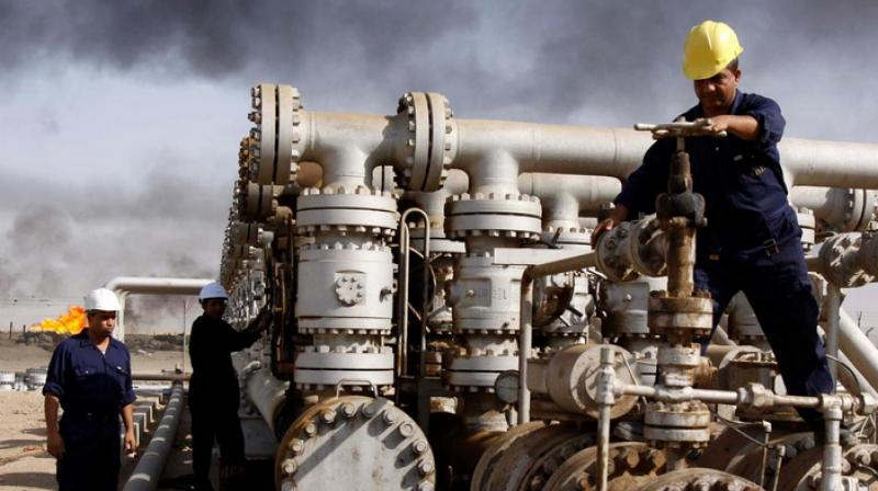 Indian refineries scale back output as virus chokes demand.(AP/PTI Photo)