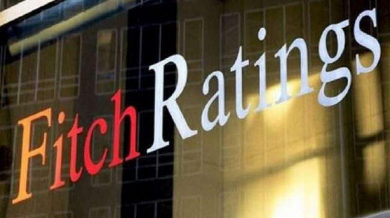 Fitch Ratings sees India growth slipping to 0.8% in FY21. (PTI Photo)
