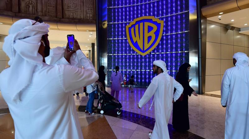 WarnerMedia faced significant backlash when it announced earlier this year that its 2021 slate of films would debut under its same-day streaming and theatrical release model. (Photo: AFP)