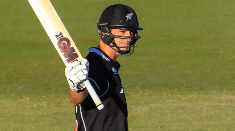 The 26-year-old, who is uncapped and not part of New Zealand's World Cup squad, followed up his classy 130 against the Aussies on Wednesday. (Photo: AFP)