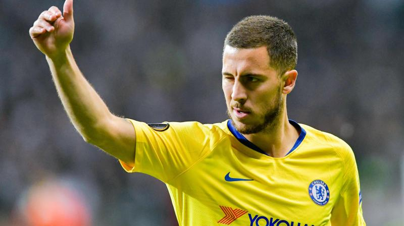 The Belgium star told BT Sport