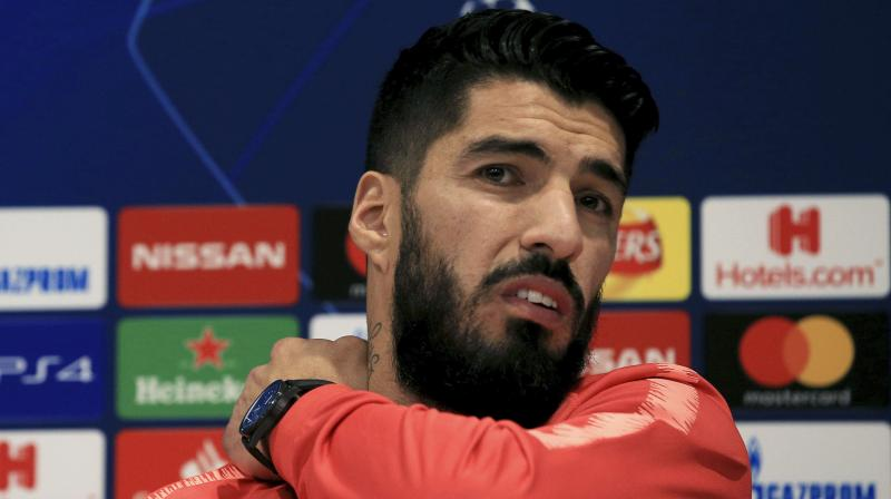 Liverpool's former players—Luis Suarez and Philippe Coutinho made their return to the Kop, but their experience was rather unpleasant. (Photo: AP)