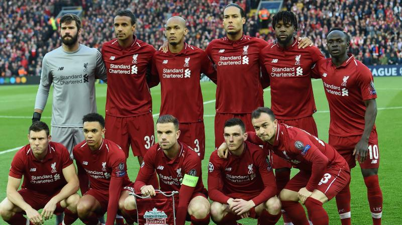 Lineker, who spent three seasons at Spurs between 1989 and 1992, pointed to the 26-point gap in the Premier League table between runners-up Liverpool and his fourth-placed former team as evidence of a massive gulf between the sides. (Photo: AFP)