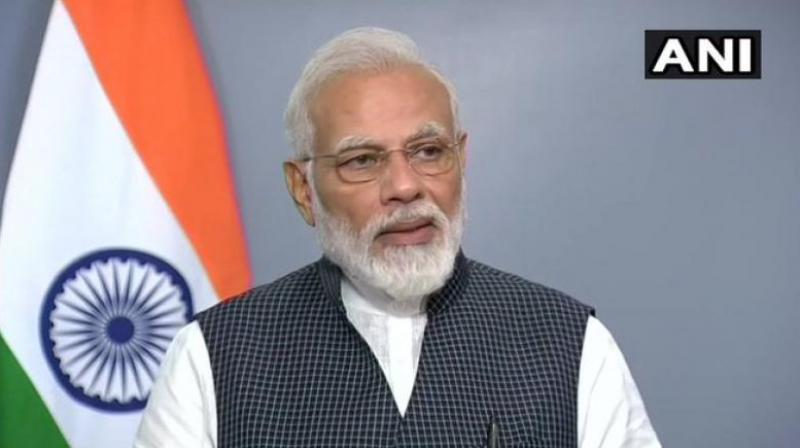 "Around 40,000 people have registered themselves for Indian-American community summit ""Howdy, Modi!"" here, which will be addressed by Prime Minister Narendra Modi on September 22 during his visit to the US for the UN General Assembly session, organisers of the event said. (Photo: File)"