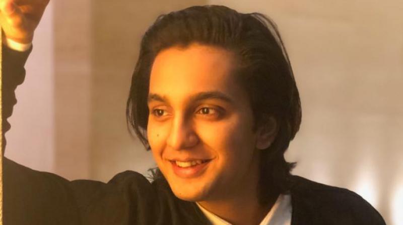 Azaan Khan.