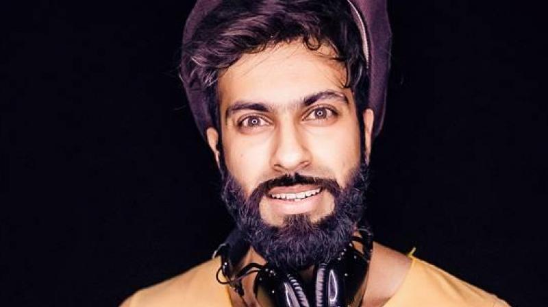 DJ Karan Bhatia.