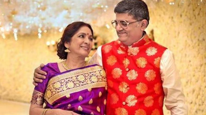 Neena Gupta and Gajraj Rao.