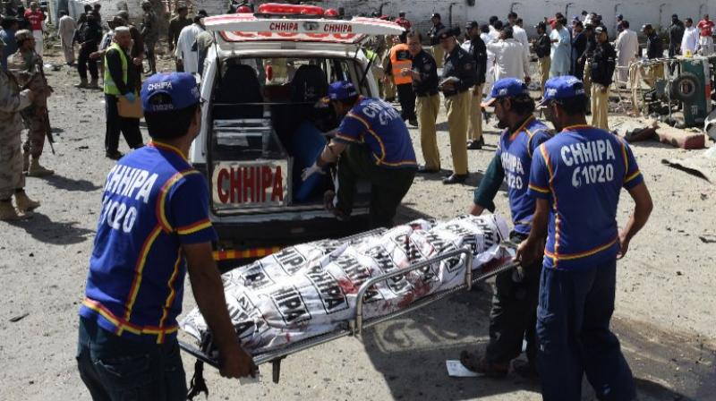 Police spokesman Shahzada Farhat said the attack took place Friday morning in Quetta, the capital of southwestern Baluchistan province. (Photo: PTI/Representational)