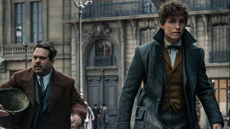This film is the sequel to Fantastic Beasts and Where to Find Them (2016). (Picture credit:  Warner Bros.Pictures)
