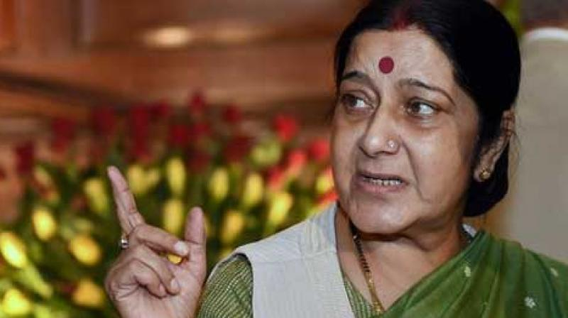 External Affairs Minister Sushma Swaraj said she had received a detailed report about the incidents. (Photo: PTI)