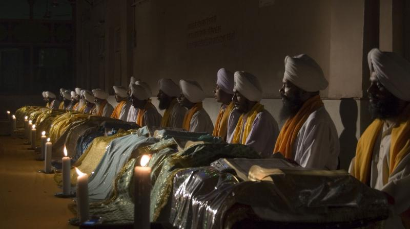 For the relatively young Sikh community, all of 550 years old, this heritage is not lost in the hoary past. It does not need to be excavated and nor does it need to be imagined.