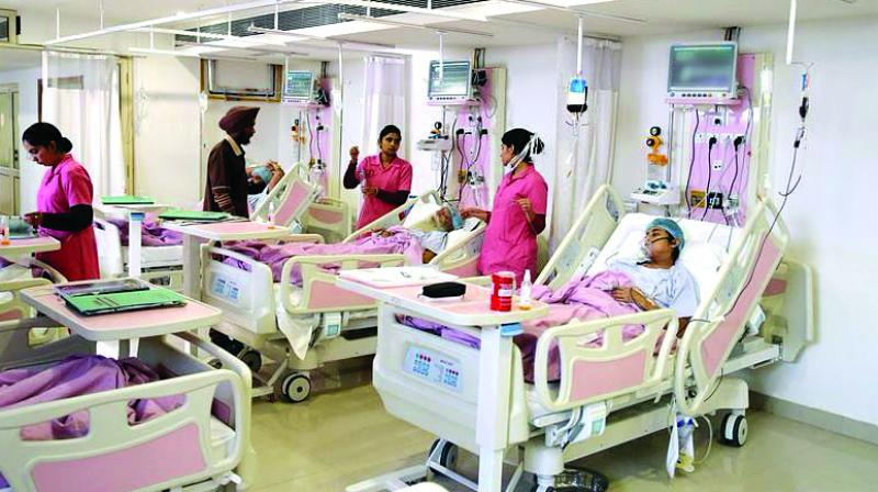Insurance regulator's decision mandating NABH accreditation for Ayush hospitals for getting insurance coverage will exclude more than 95 per cent of the facilities in the country.