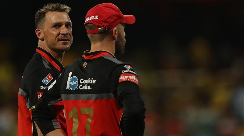 Steyn marked his return to RCB as he had earlier played for the team between 2008 and 2010 taking, 27 wickets from 28 matches. (Photo: BCCI)