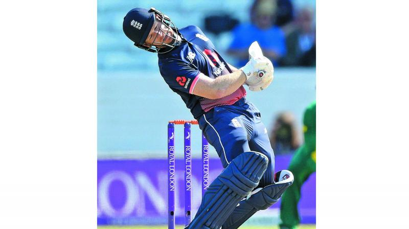 Favourites England take on Australia on Saturday and Afghanistan on Monday in two warm-up games. They begin their World Cup campaign against South Africa on the opening day. (Photo: File)
