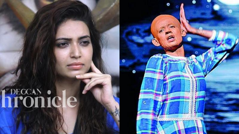 The actress will be seen playing a progeria patient whose dream is to win a dance competition, as she dances to Dil Hai Chota Sa from the movie Roja.