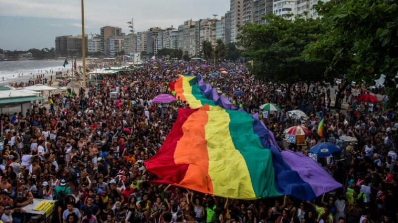 The Supreme Federal Court (STF), which voted eight to three in favor of the measure, classified homophobia as a crime similar to racism. (Photo: AFP)