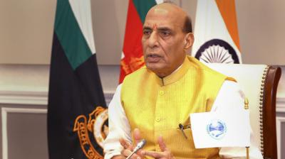 Navy's Indo-Pacific role to expand: Rajnath Singh