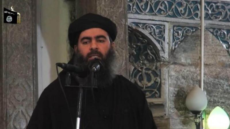 The reclusive leader al-Baghdadi was known to be close to one of his brothers, known by his nom de guerre Abu Hamza. (Photo: File)