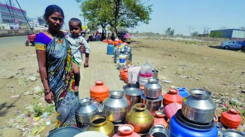 The Delhi Jal Board has alleged that Haryana has reduced the supply of Yamuna water by one-third to the national capital, leading to a grave water crisis. (Photo: File)