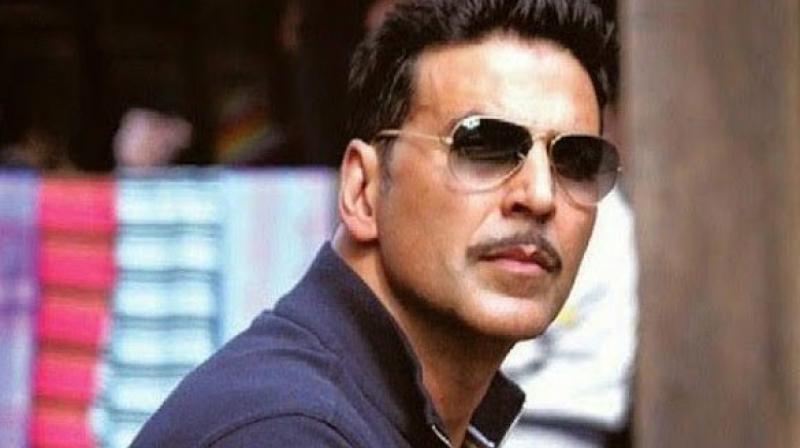 Akshay Kumar will next be seen in 'Pad Man.'