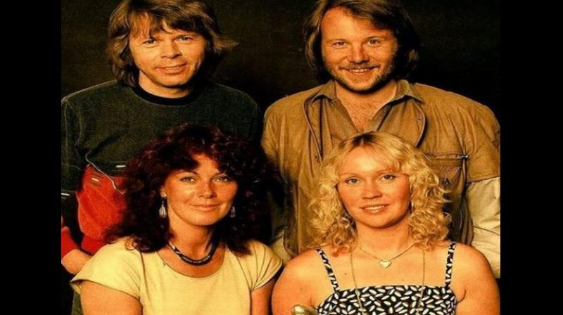 ABBA is one of the most popular musical artists in history, having sold hundreds of millions of albums worldwide since its formation in Sweden, 1972. (ANI)