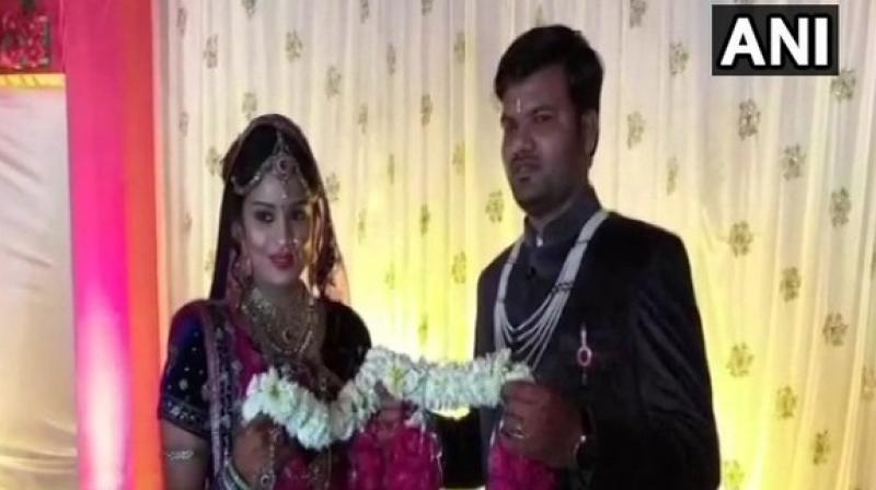 Govind searched about Hansini and started following her on Twitter. (Photo:ANI)
