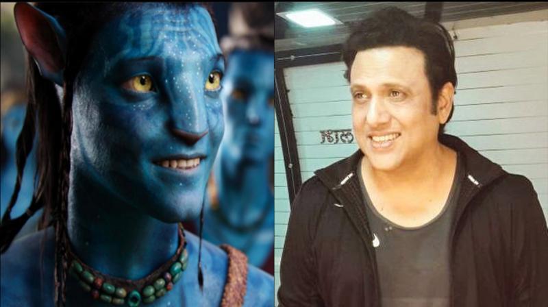 Govinda and Avatar. (Photo: Instagram)