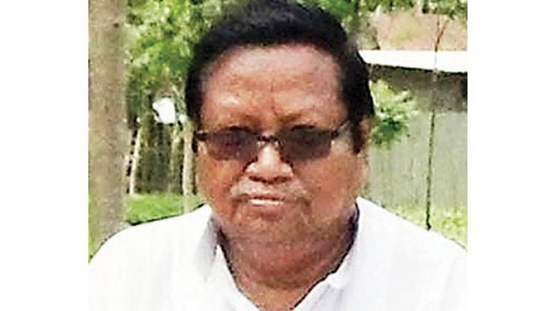 Paresh Adhikary