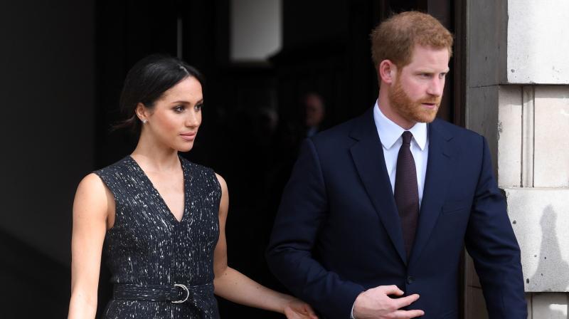 Prince Harry and Meghan Markle (Photo: AFP)