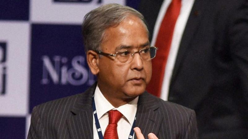 SEBI chairman U.K.Sinha (Photo: PTI)