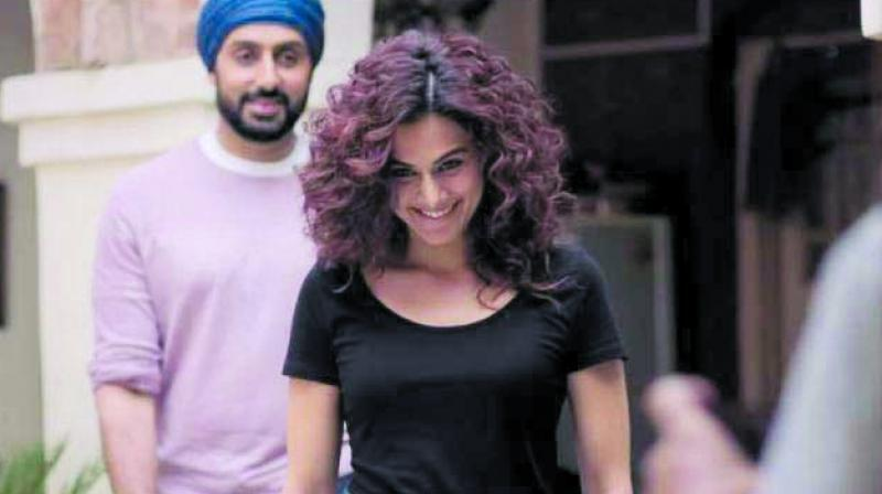 A still from the flick, Manmarziyaan