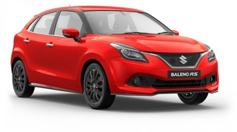 Baleno with BS VI emission norms compliant petrol engine, priced between Rs 5.58 lakh and Rs 8.9 lakh (ex-showroom Delhi).
