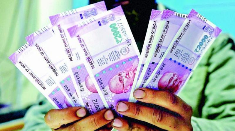 Tenders of Specified Bank Notes (SBN) in excess of Rs. 5000 into a bank account will be received for credit only once during the remaining period till December 30.