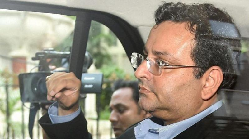 Ousted Tata Group Chairman Cyrus Mistry