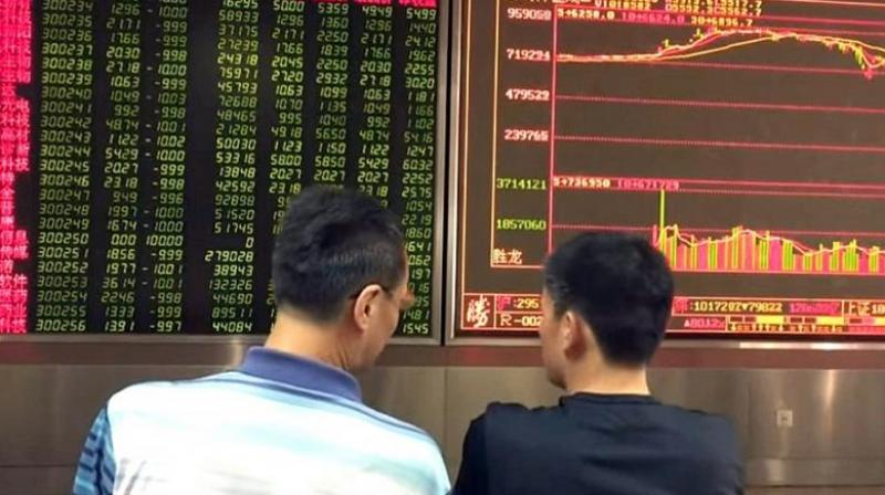 MSCI's broadest index of Asia-Pacific shares outside Japan rose 0.53 per cent, while Japan's Nikkei rose 0.54 per cent. (Photo:File)