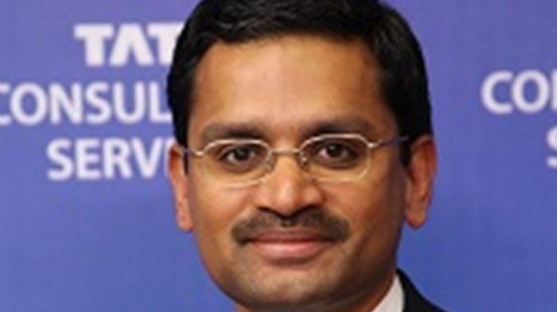 Rajesh Gopinathan, chief executive of TCS.