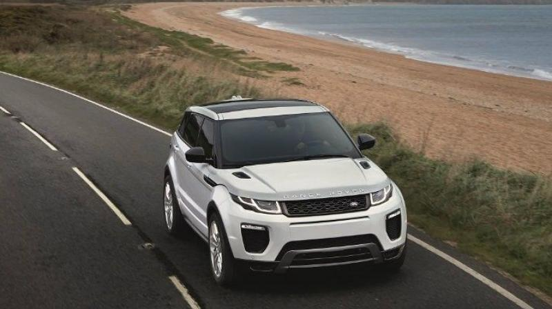 Land Rover has equipped it with features such as electronic stability control and torque vectoring by braking.