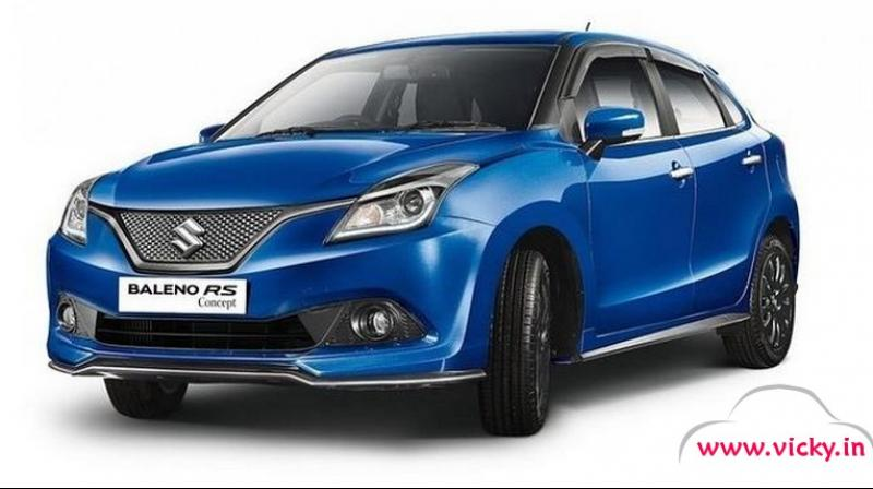 Baleno RS now starts at a price of Rs 7,88,913 (ex-showroom Delhi).